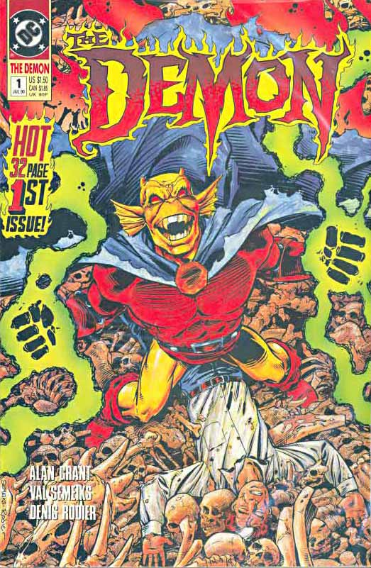 Demon 1 cover