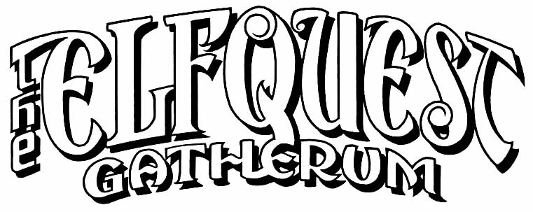 Elfquest Gatherum Logo