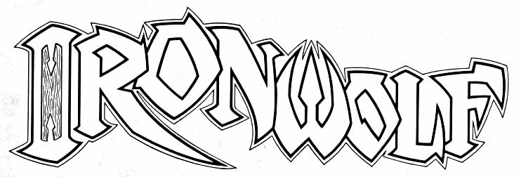 Ironwolf Logo