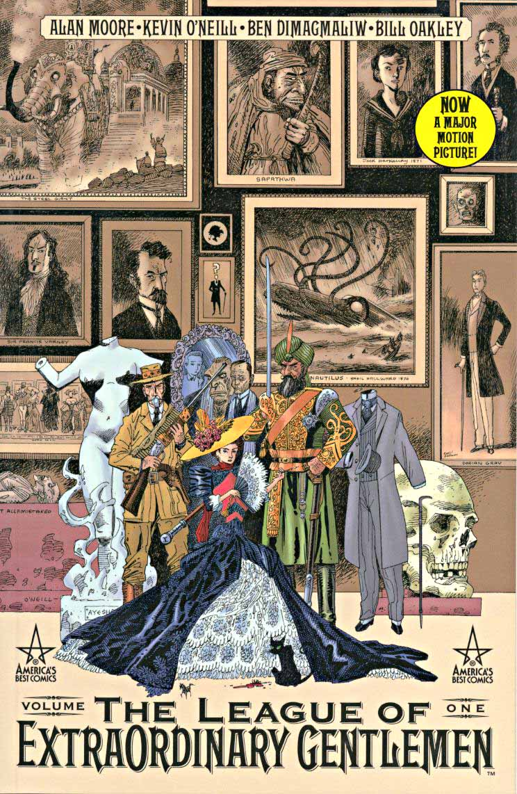League of Extraordinary Gentlemen Vol. 1 Trade paperback