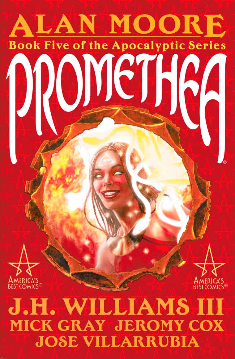 Promethea Book 5 cover