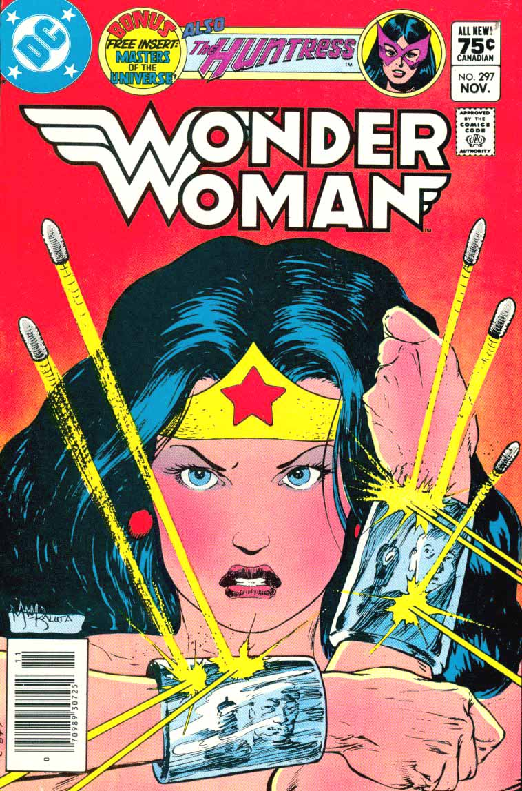 Wonder Woman 297 cover