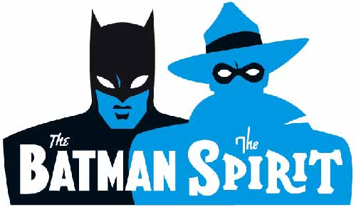 Batman-Spirit logo
