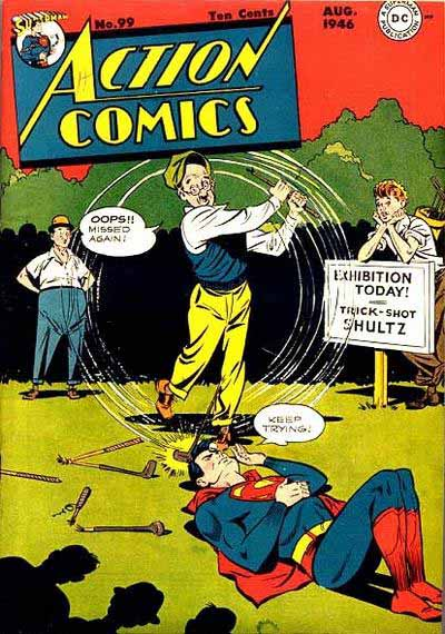 Action Comics 99 cover