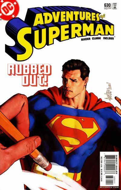 Adventures of Superman 630 cover