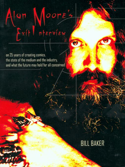 Alan Moore's Exit Interview cover