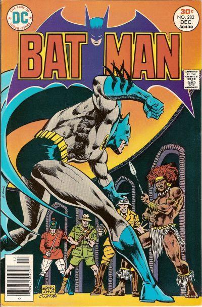 Batman 282 cover