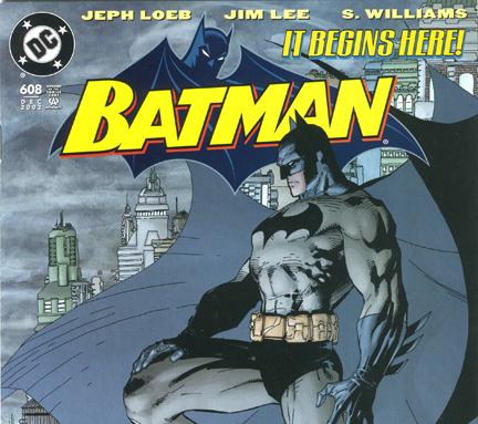 Batman 608 cover