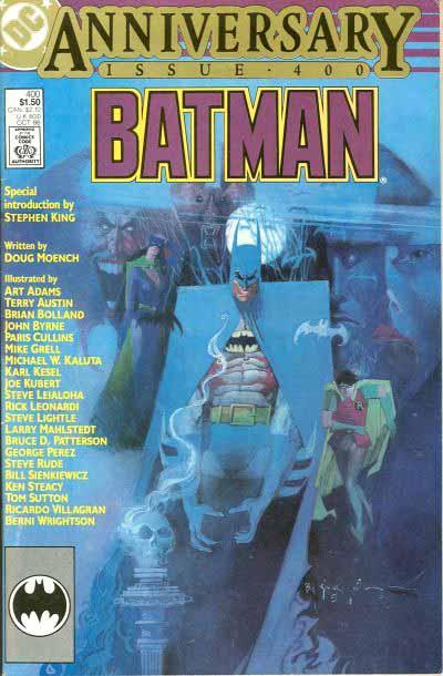 Batman 400 cover