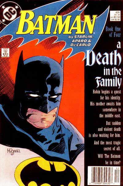 Batman 426 cover