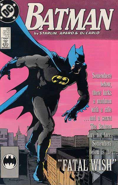 Batman 430 cover