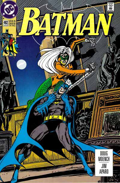 Batman 482 cover