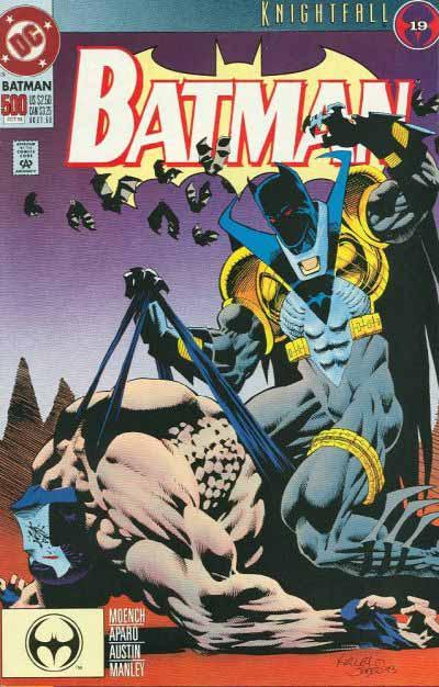Batman 500 cover
