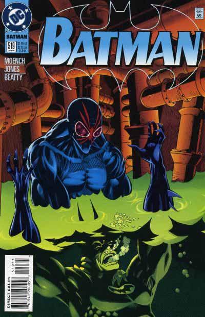 Batman 519 cover