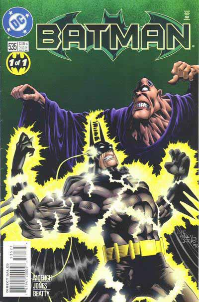 Batman 535 cover