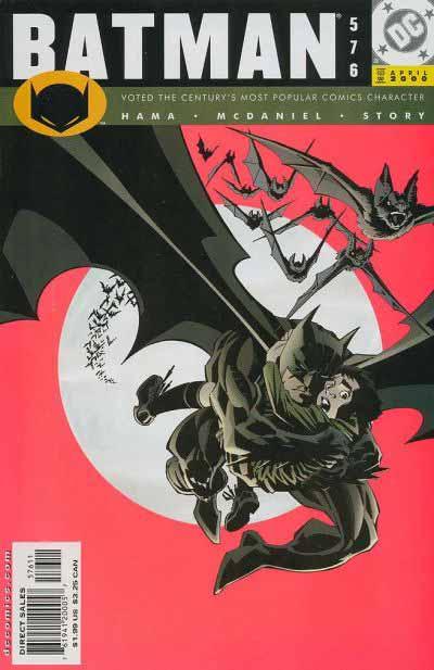 Batman 576 cover