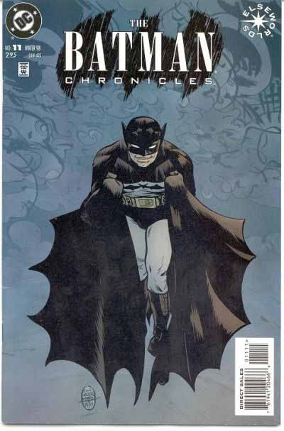 Batman Chronicles 11 cover