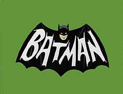 Batman TV show logo