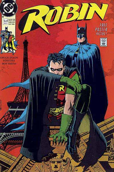 Robin 1 cover
