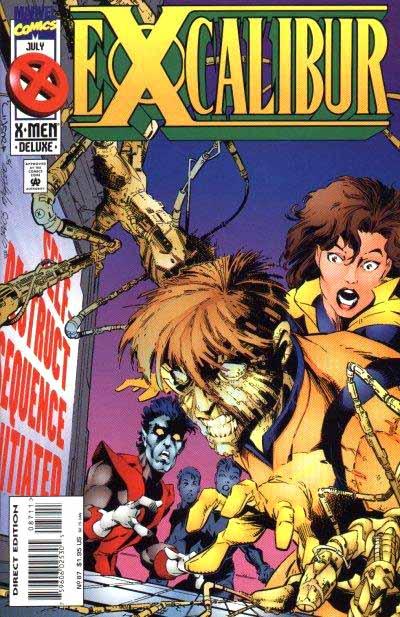 Excalibur 87 cover