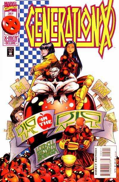 Generation X 5 cover