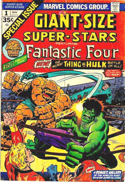 Giant-Size Super-Stars 1 cover