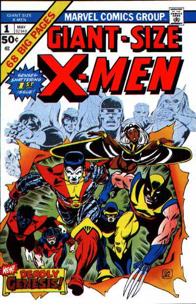 Giant-Size X-Men 1 cover