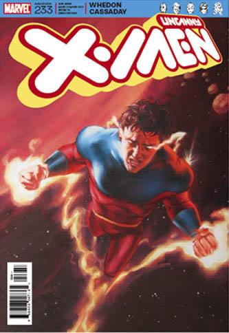 X-Men version 4 by Rian Hughes