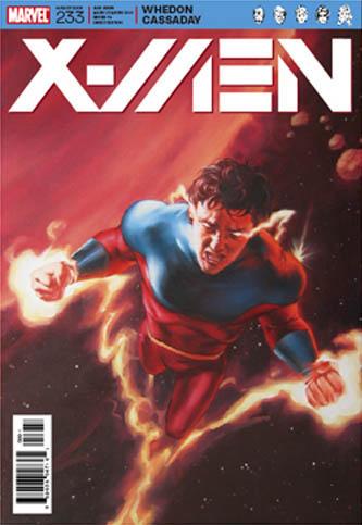 X-Men version 5 by Rian Hughes