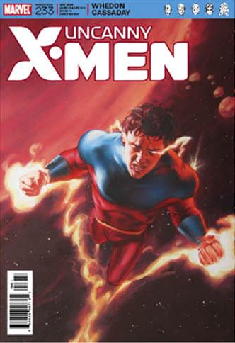 X-Men version 9 by Rian Hughes