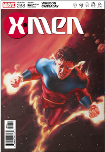 X-Men version 12 by Rian Hughes