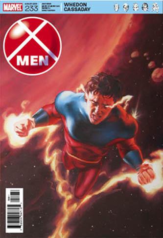 X-Men version 26 by Rian Hughes