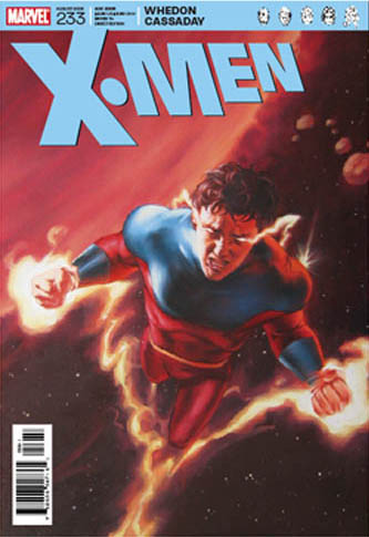 X-Men version 32 by Rian Hughes
