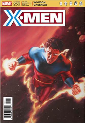 X-Men versioin 34 by Rian Hughes
