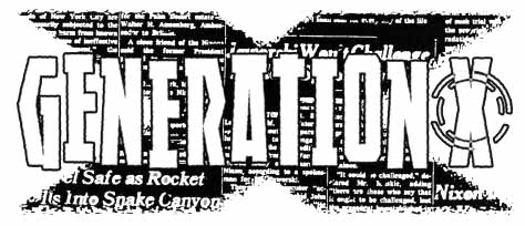 Generation X design by Todd