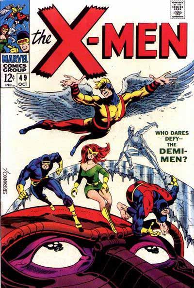 X-Men 49 cover