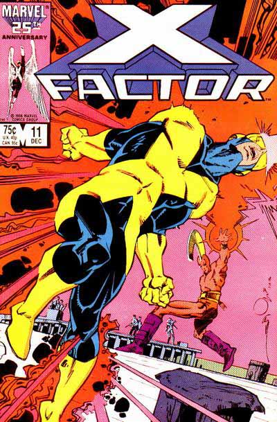 X-Factor 11 cover