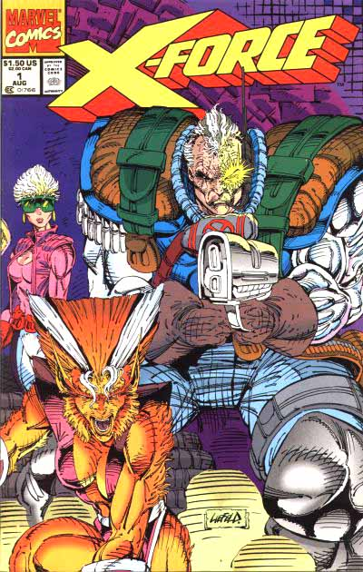 X-Force 1 cover