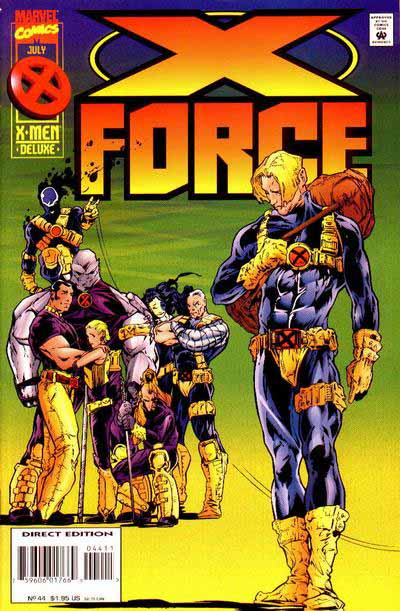 x-Force 44 cover