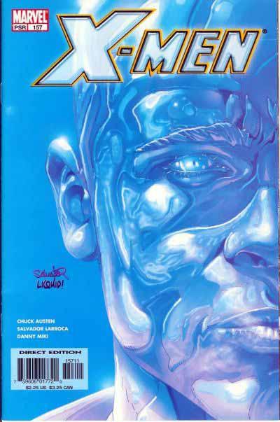 X-Men 157 cover