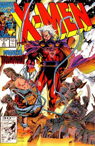 X-Men 2 cover