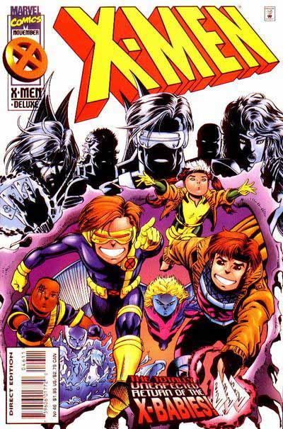 X-Men 46 cover