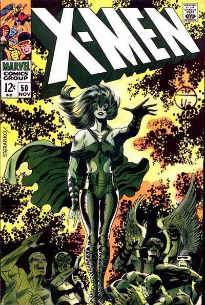 X-Men 50 cover