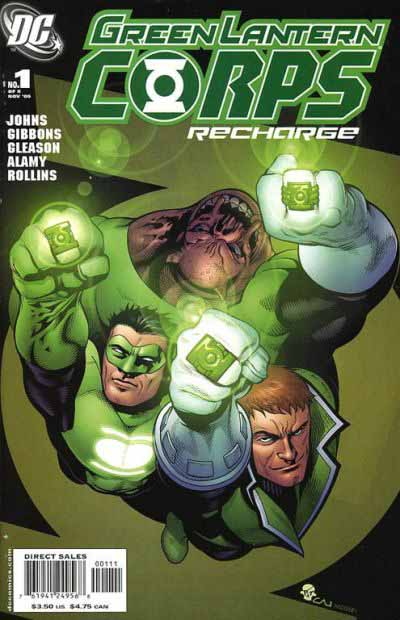 GL Corps Recharge 1 cover