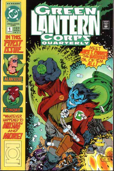 GL Corps Quarterly 1 cover