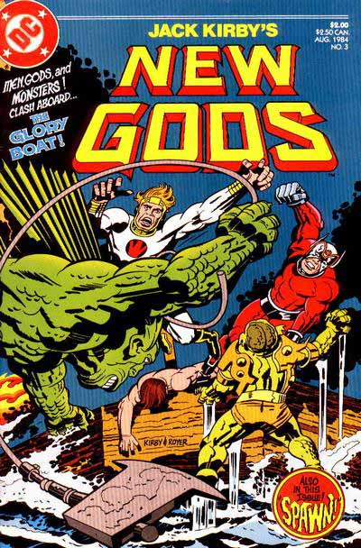 New Gods 3 cover