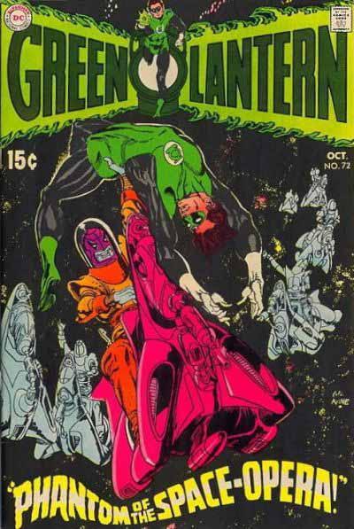 Silver Age Green Lantern 72
