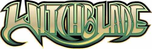 Witchblade cover logo
