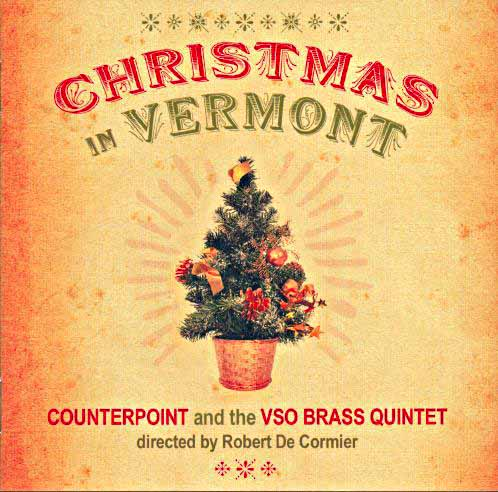 Christmas in Vermont CD cover