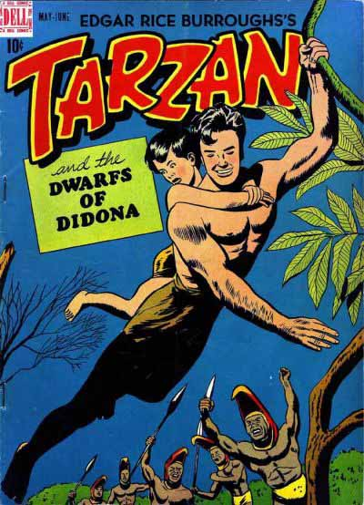 Dell Tarzan 3 cover